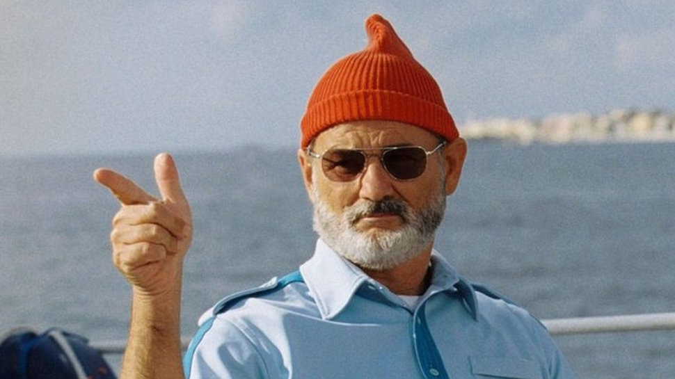 bill murray life aquatic steve zissou wes anderson