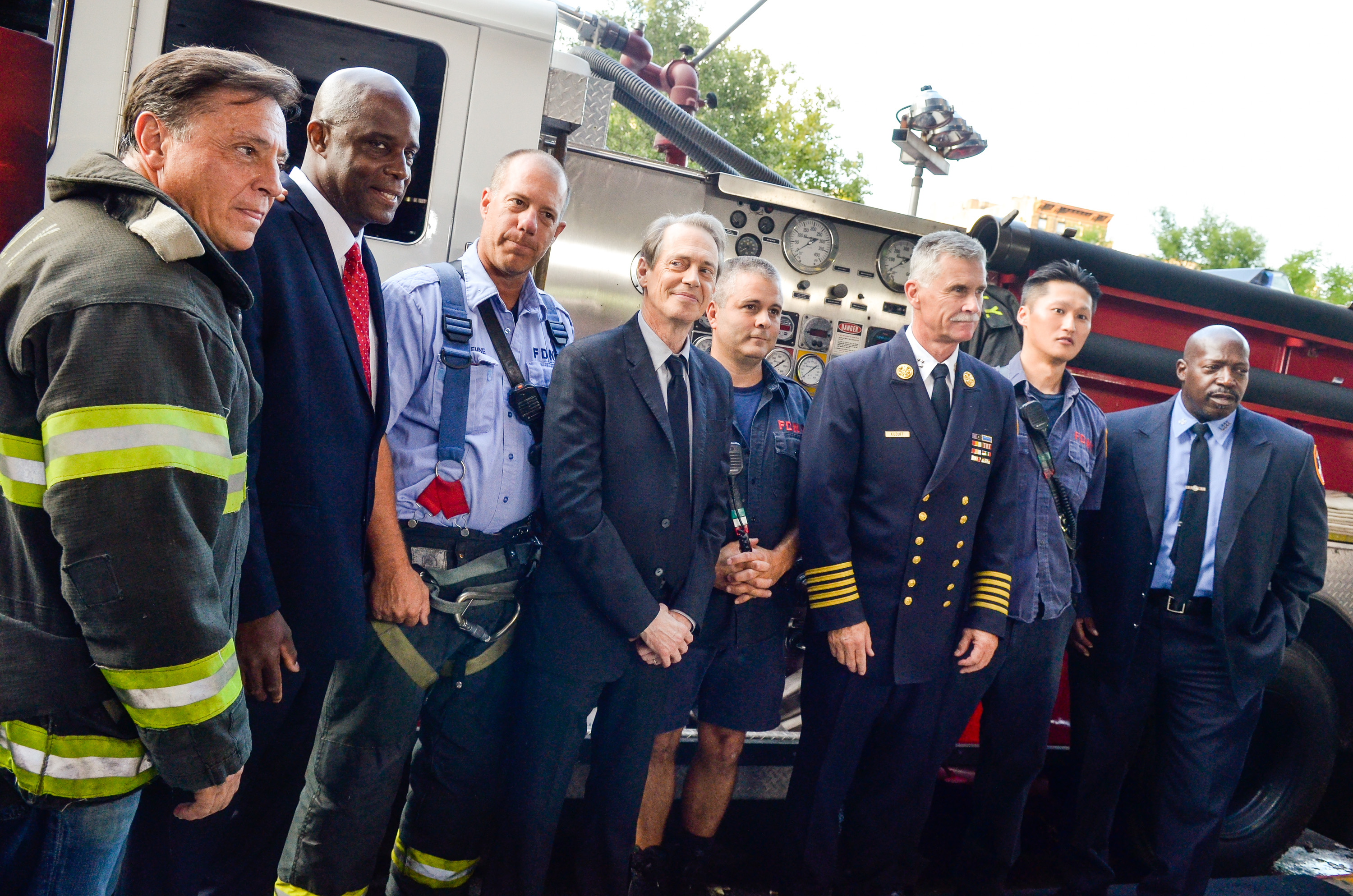 """A Good Job: Stories Of The FDNY"" New York Premiere"