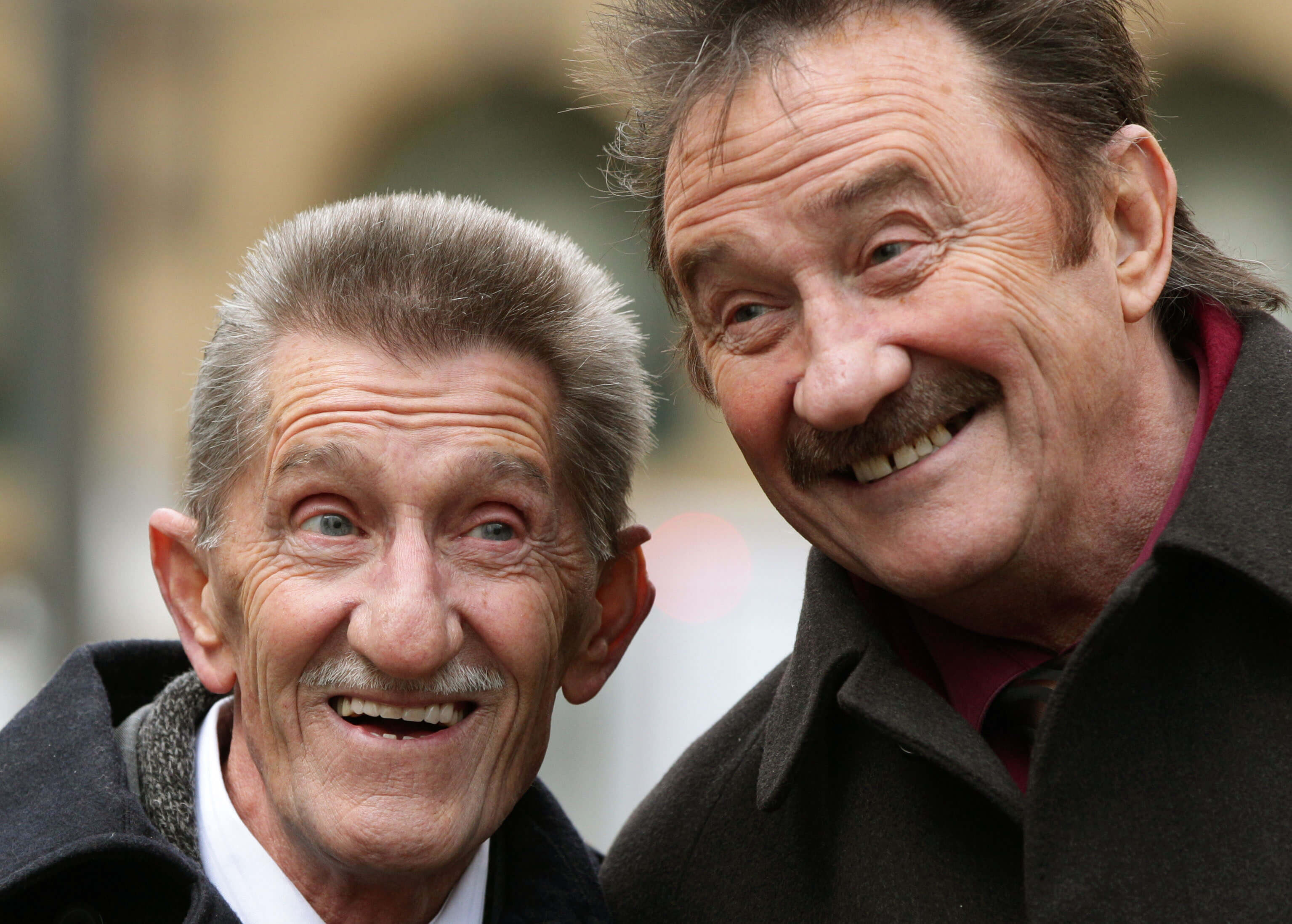 Could The Chuckle Brothers Be The New Face Of The Great British Bake Off? chuckle1