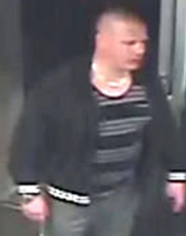 Police Hunt For This Man After Baby Killed In Racist Attack cunt