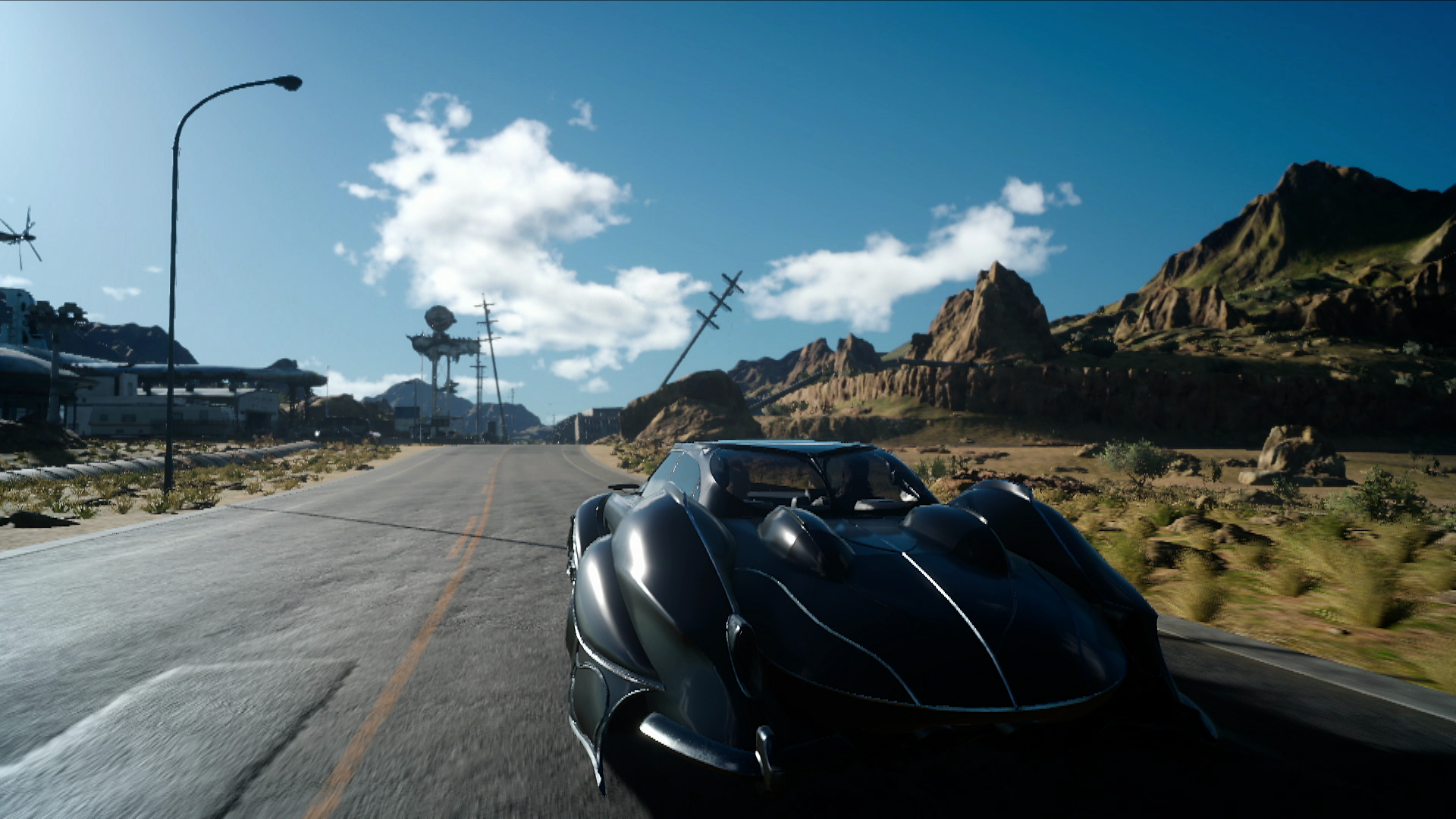 Final Fantasy 15s Stunning New Trailer Highlights Some Incredible Environments d