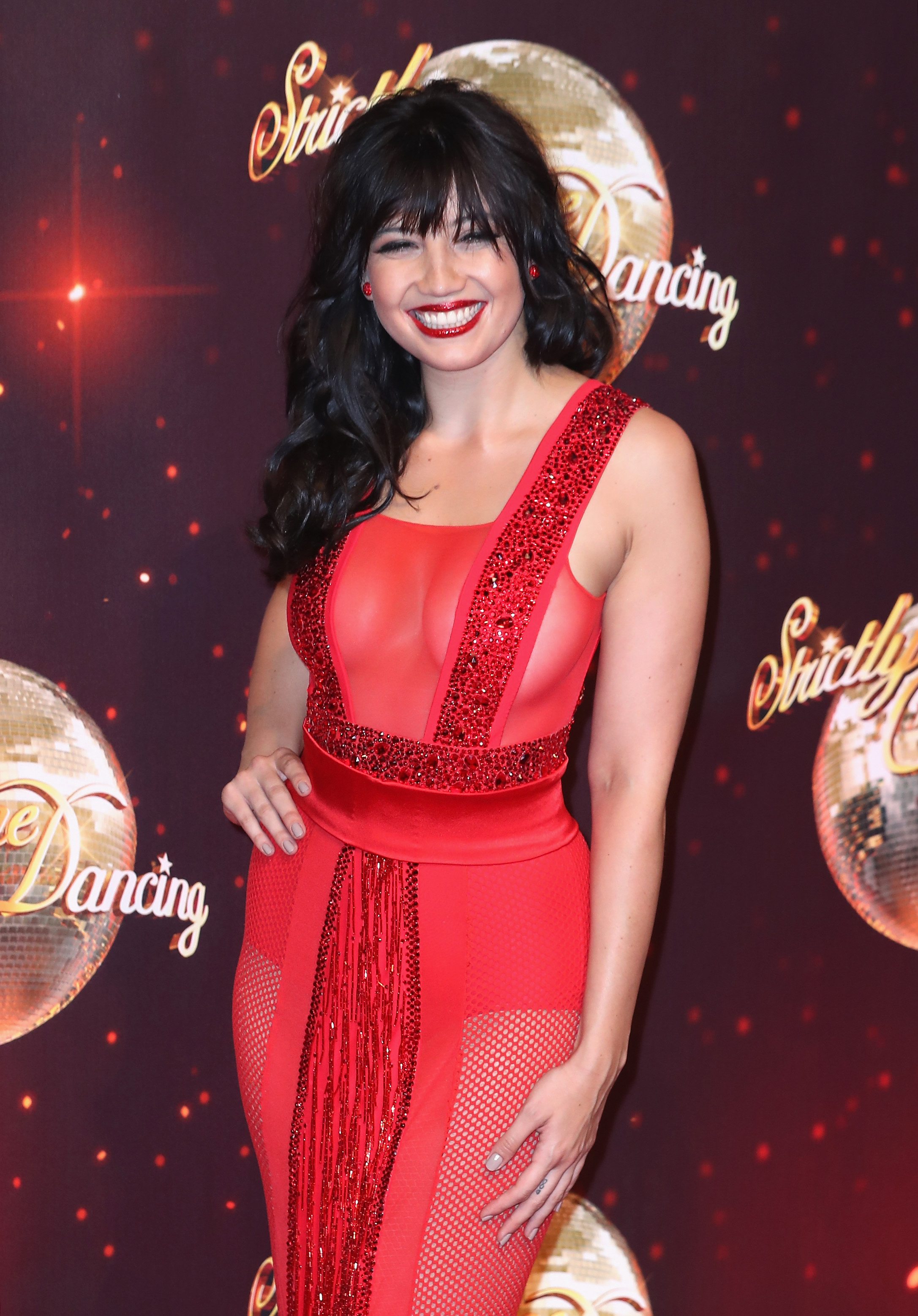 Daisy Lowe Reveals Shed Be Up For A Threesome With Fellow Strictly Contestants daisy1
