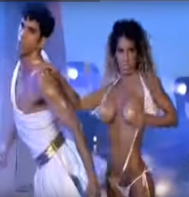 Dance Show Contestant Gets Completely Naked In Surprise Striptease dance1