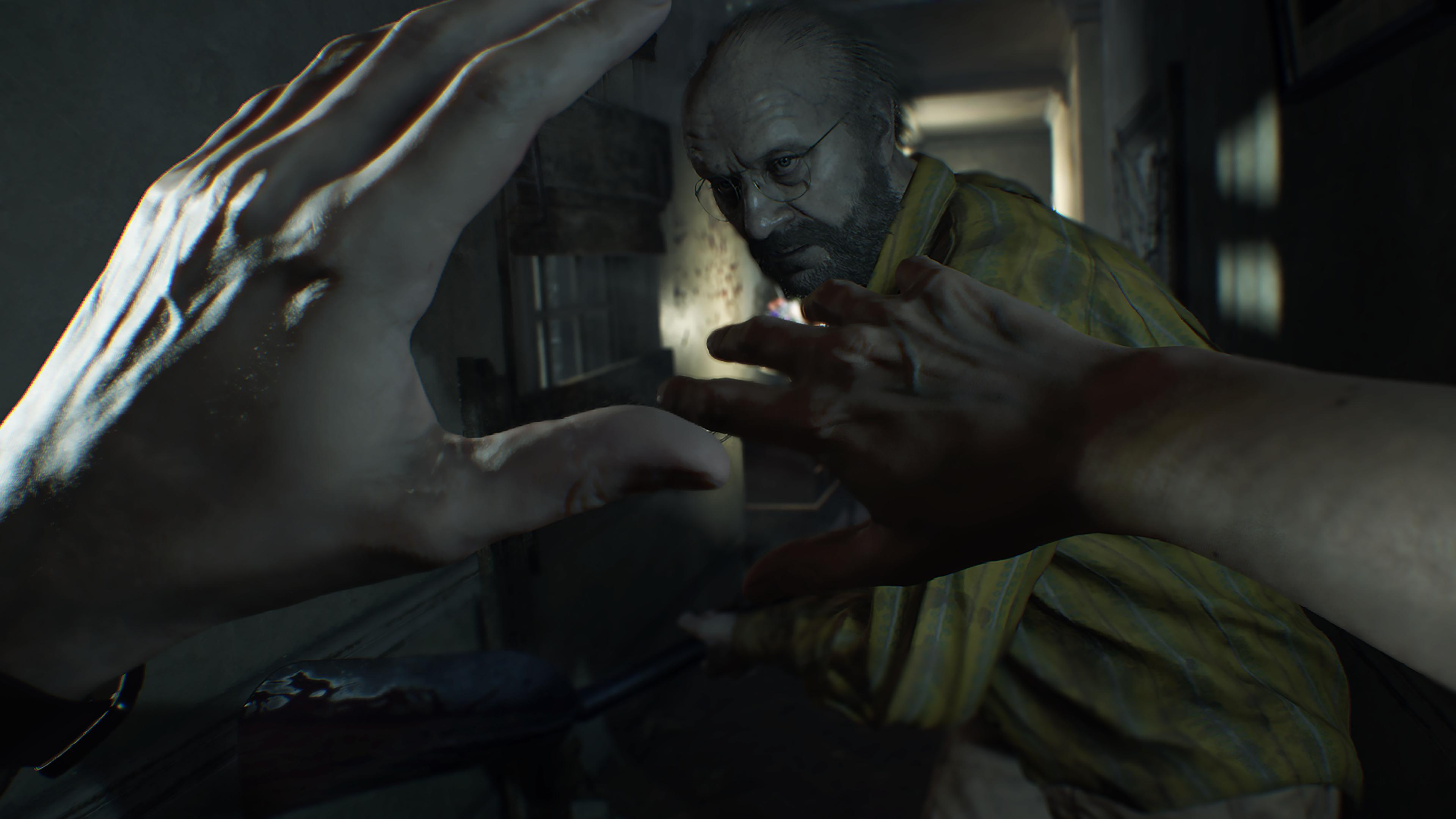 Resident Evil 7 Gets Huge News And Creepy New Trailer dgb