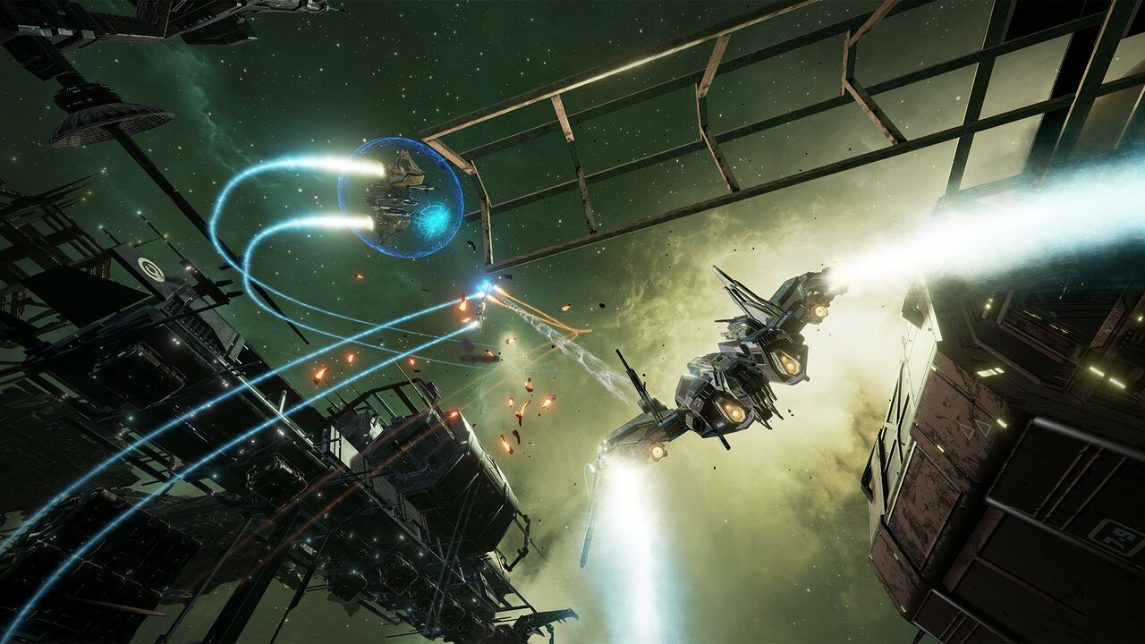 PlayStation VR Ships With Free Demo Disc, Heres What You Get eve valkyrie 12 1
