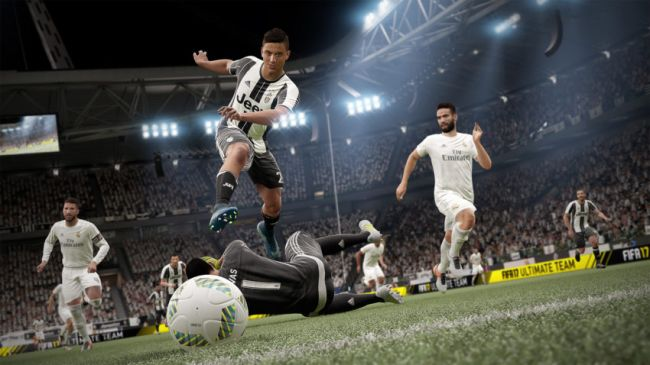FIFA Comparison Video Shows Awesome Difference Between 16 And 17 Graphics fifa17