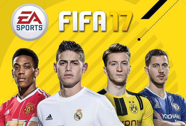FIFA Comparison Video Shows Awesome Difference Between 16 And 17 Graphics fifa172
