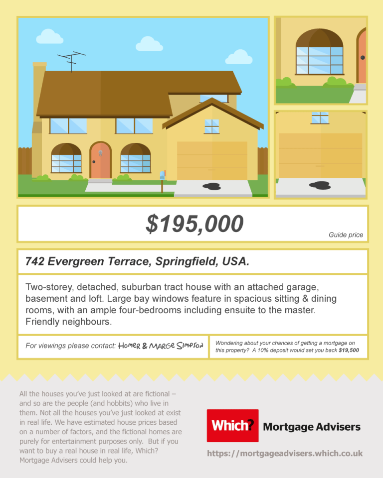 Heres How Much The Simpsons House Really Costs gallery 1475217458 simpsons 1