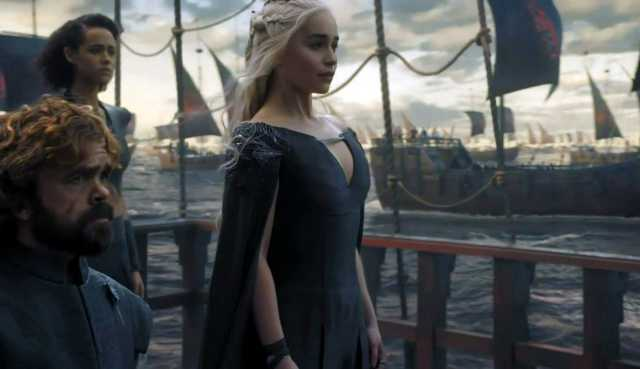 Deleted Game Of Thrones Scene Shows Secret Plotting game of thrones dany tyrion