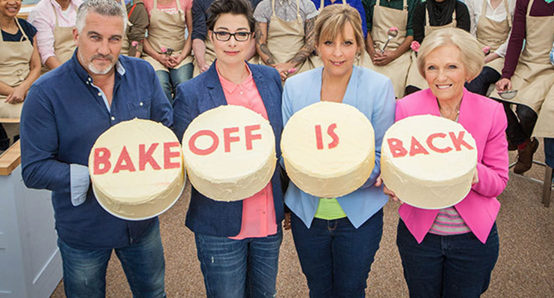 Two Presenters Quit Great British Bake Off After Channel 4 Move gbbo fb 1