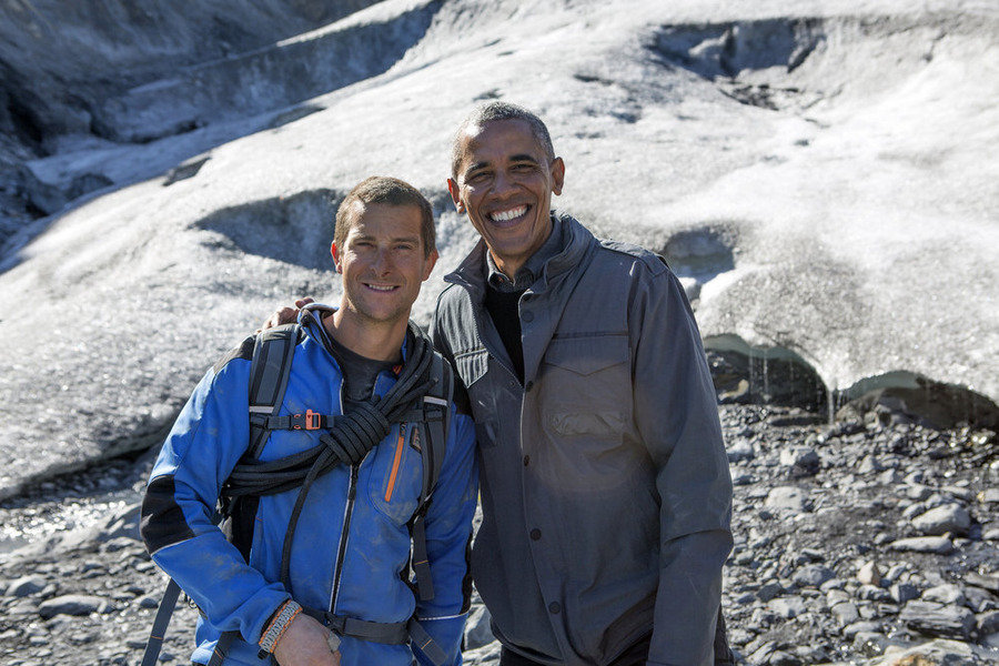 Bear Grylls Reveals Truth About Survival Mission With Barack Obama grylls2