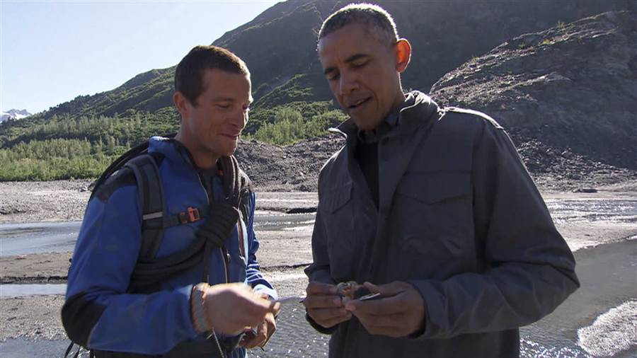 Bear Grylls Reveals Truth About Survival Mission With Barack Obama grylls3