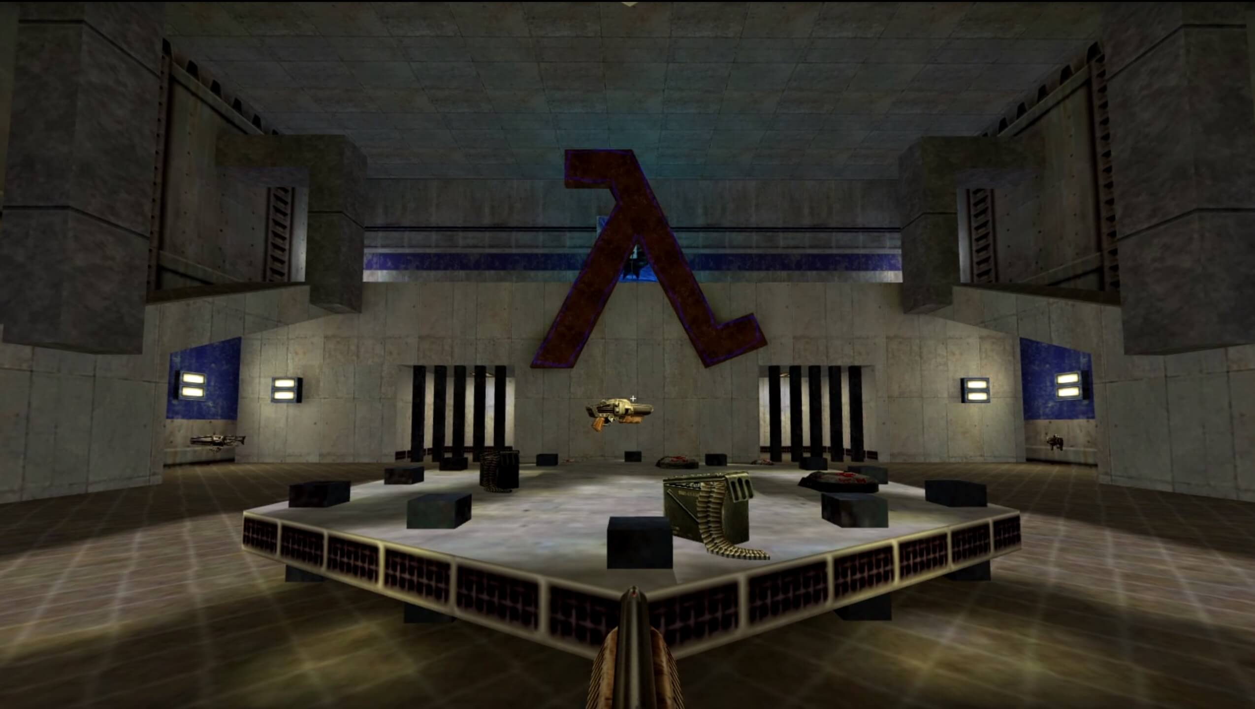 Half Life Project Restored By Fans After 13 Years hl3wave