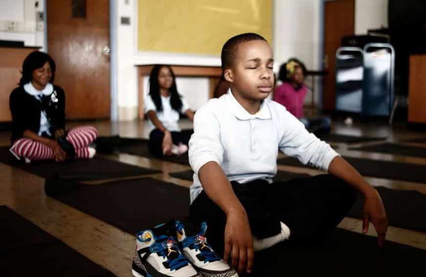 This School Sends Kids To Meditation Instead Of Detention With Impressive Results holisticlifecentreyoga