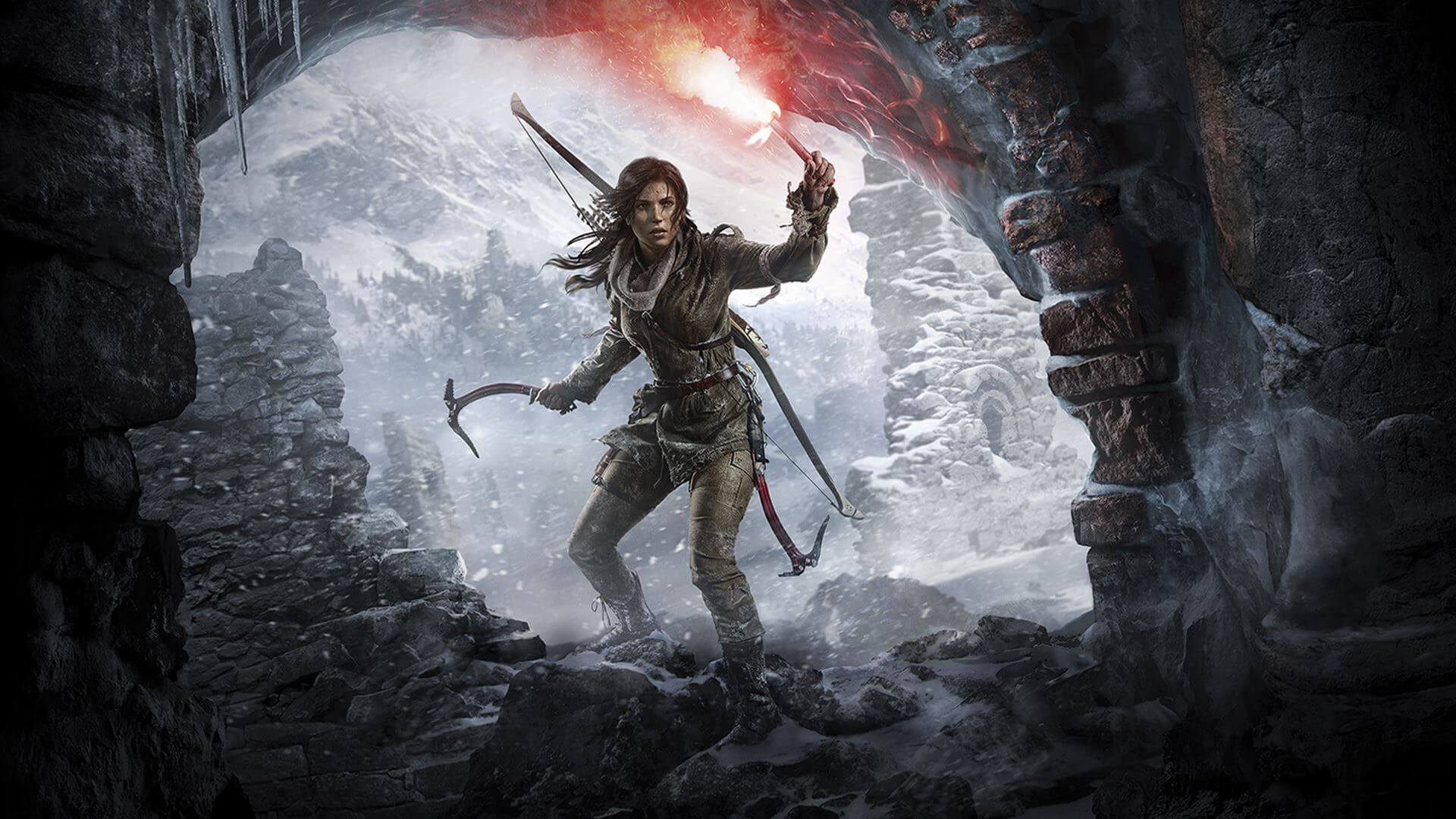 Hands On With Rise Of The Tomb Raiders Brilliant New PS4 Features image 3