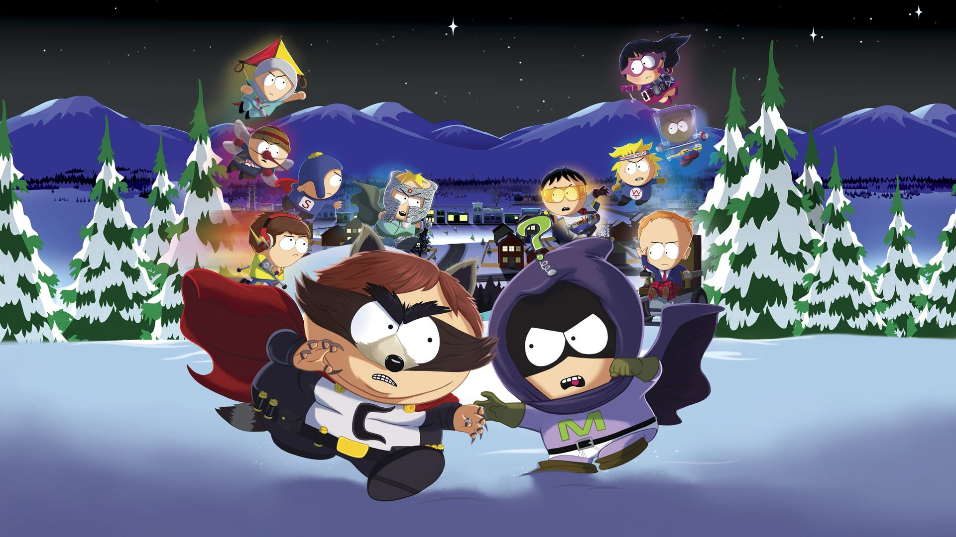 South Park: The Fractured But Whole Delayed Until 2017 image