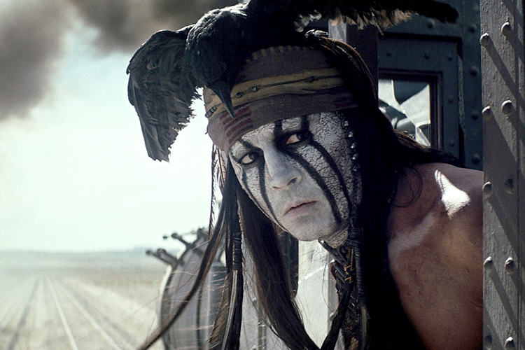 Is Johnny Depp The Most Overrated Actor Alive? johnny depp tonto train