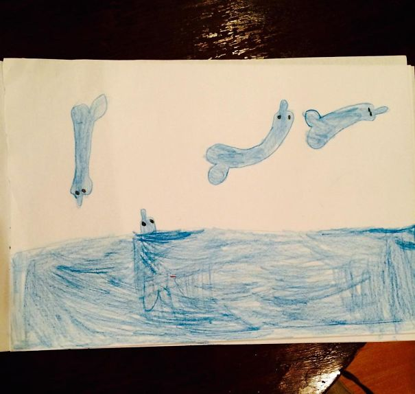 These Accidentally NSFW Kids Drawings Are Hilarious kid3