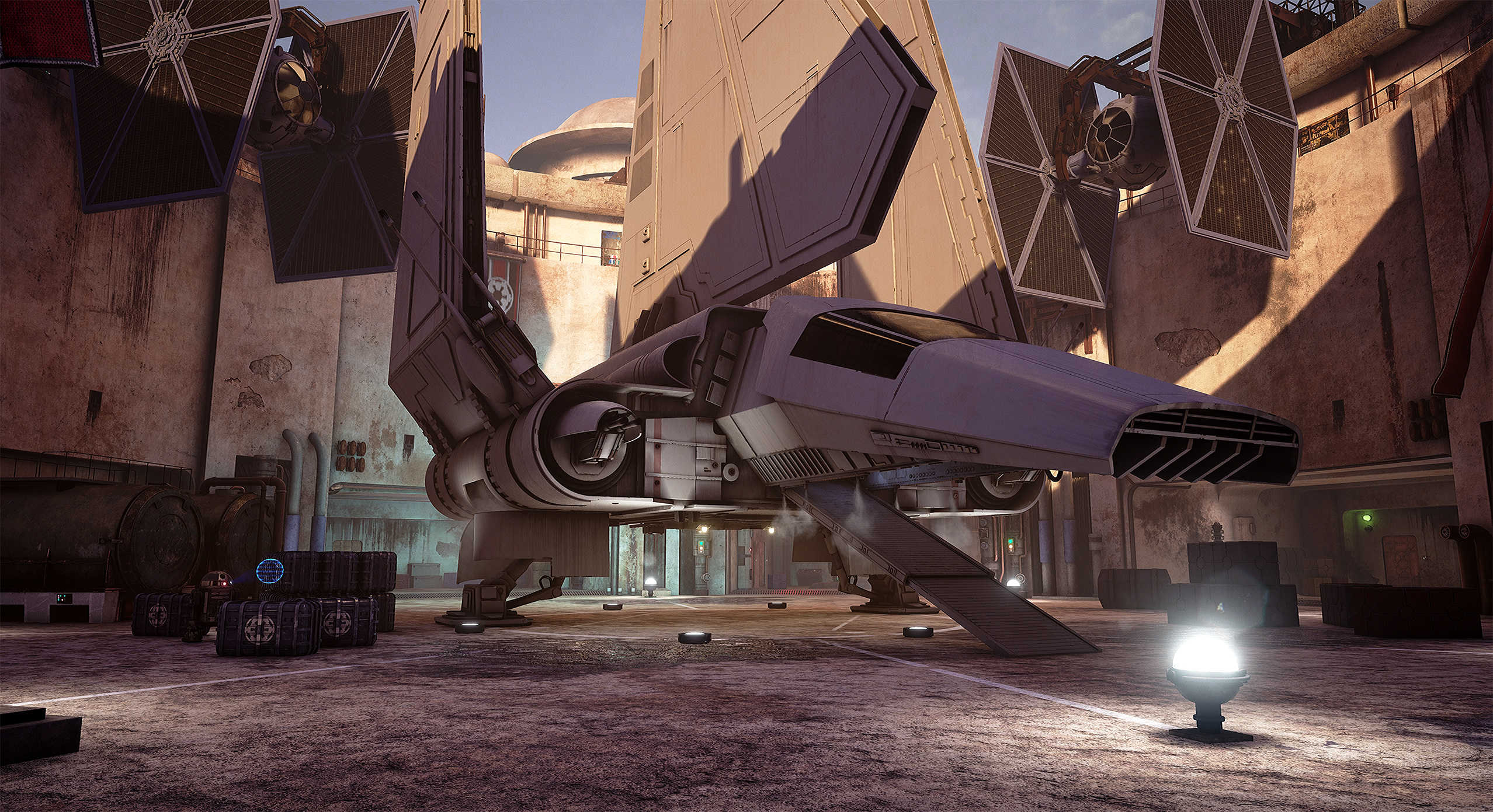 Star Wars Looks Absolutely Stunning On Unreal Engine 4 ky4Xs4C