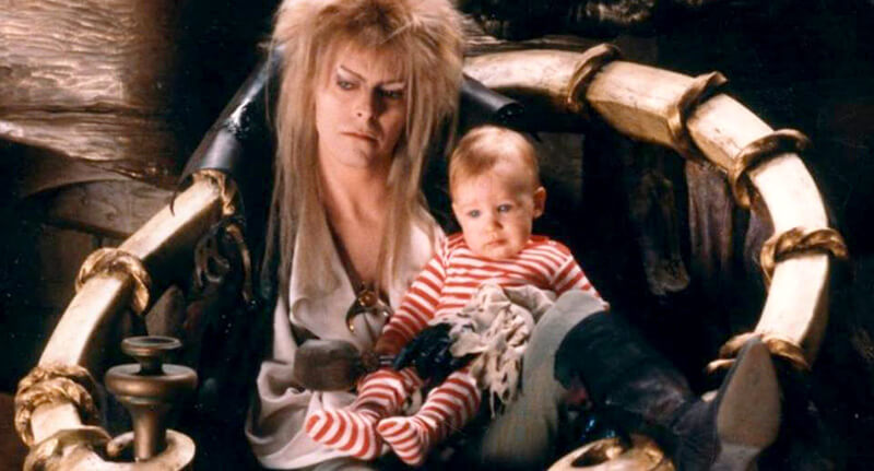 The Baby From 'Labyrinth' Has Grown Up To Be A Real Life Goblin King labryinth fb