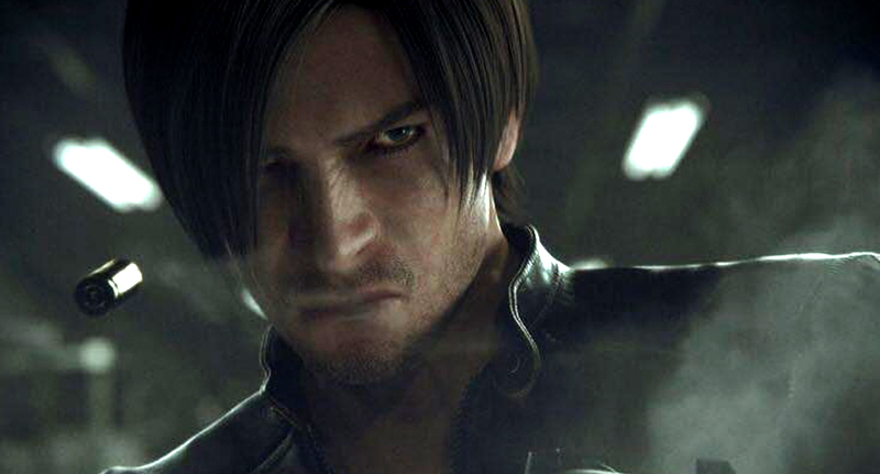 Resident Evil: Vendetta Will Feature Classic Characters, Images Confirm leonfacebook