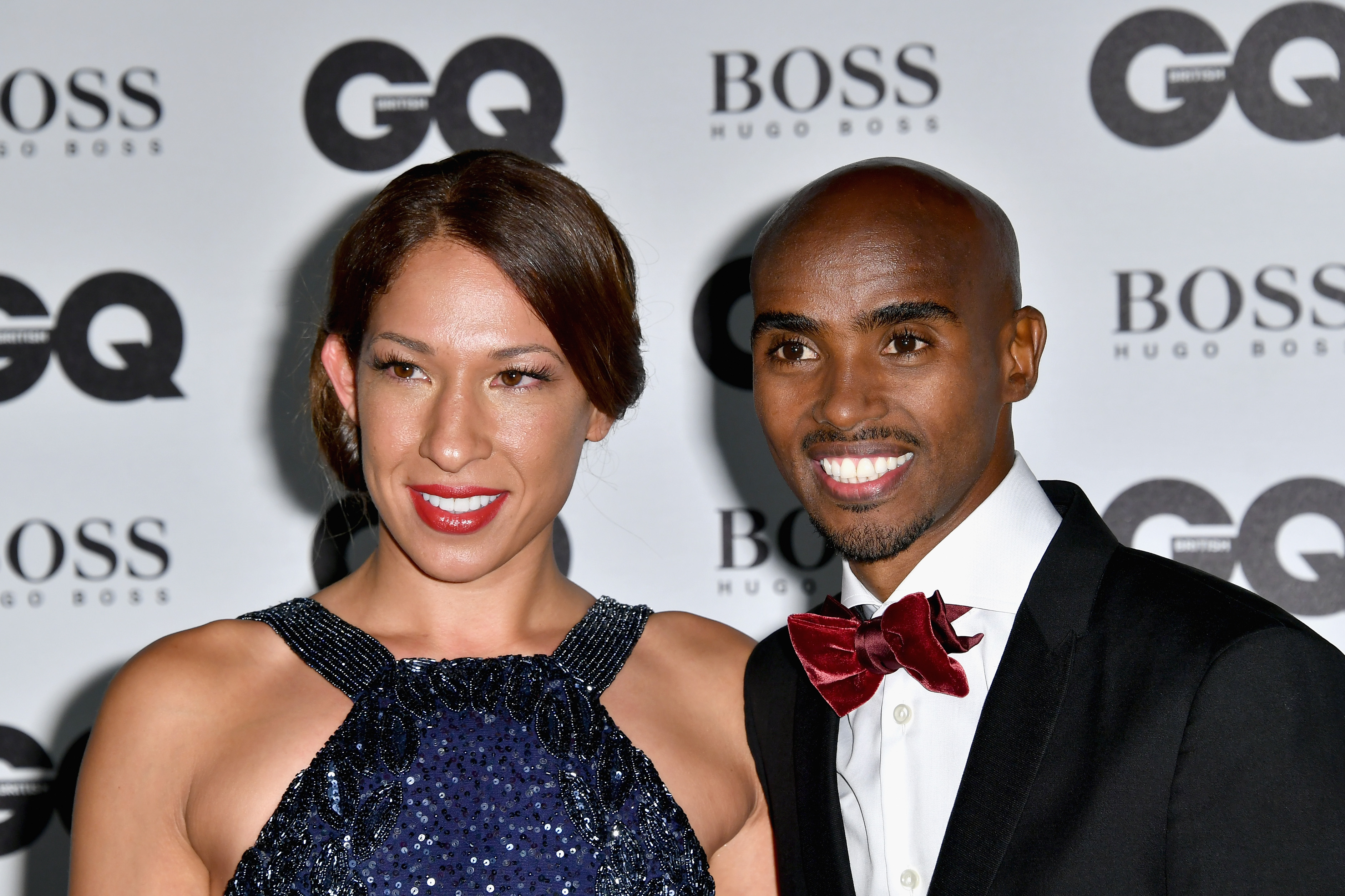 Mo Farah Suffered Shocking Racist Abuse On Flight Home From Rio mo1