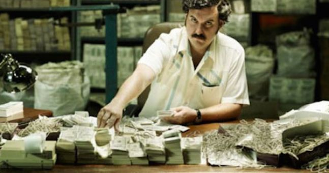 Why Are People So Obsessed With Outlaws Like Pablo Escobar? pablo1