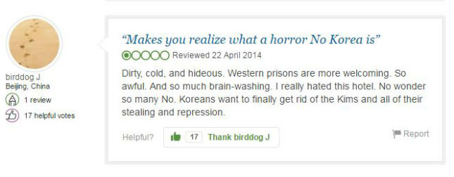 These TripAdvisor Reviews Show How Miserable North Korea Really Is pic 4