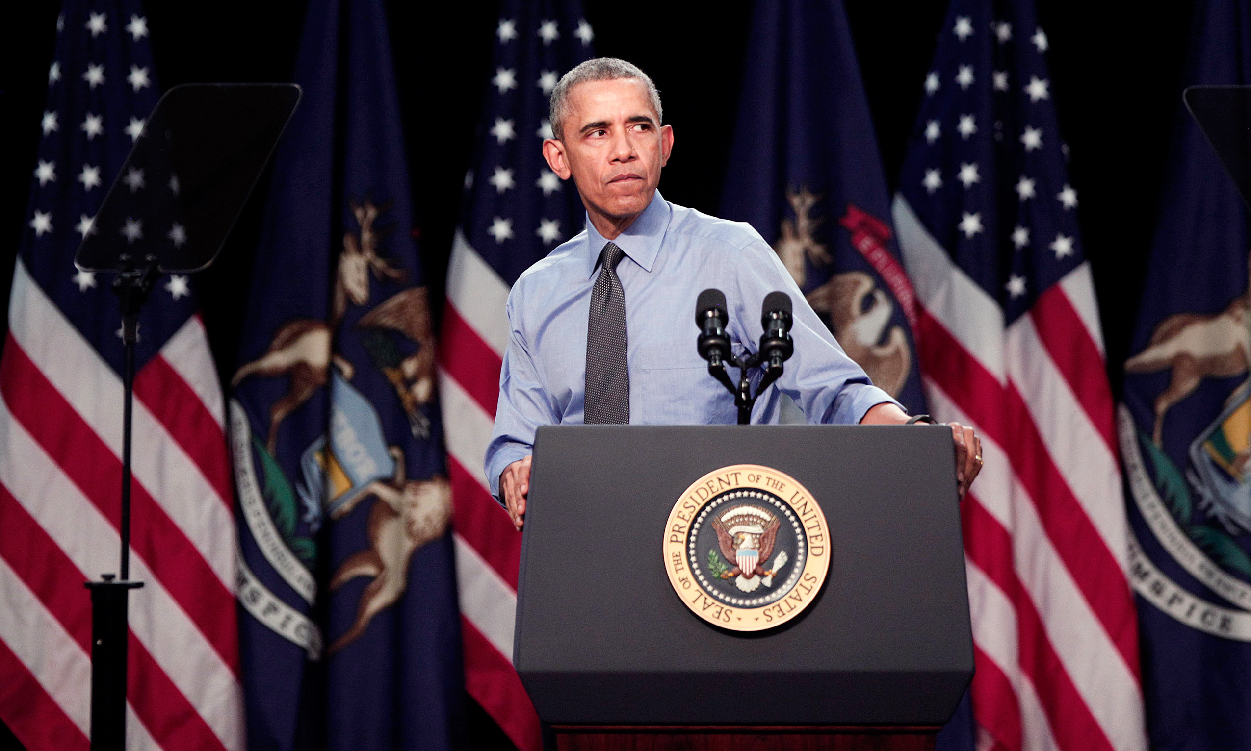 Has The US Presidency Secretly Become A Dictatorship? president top img