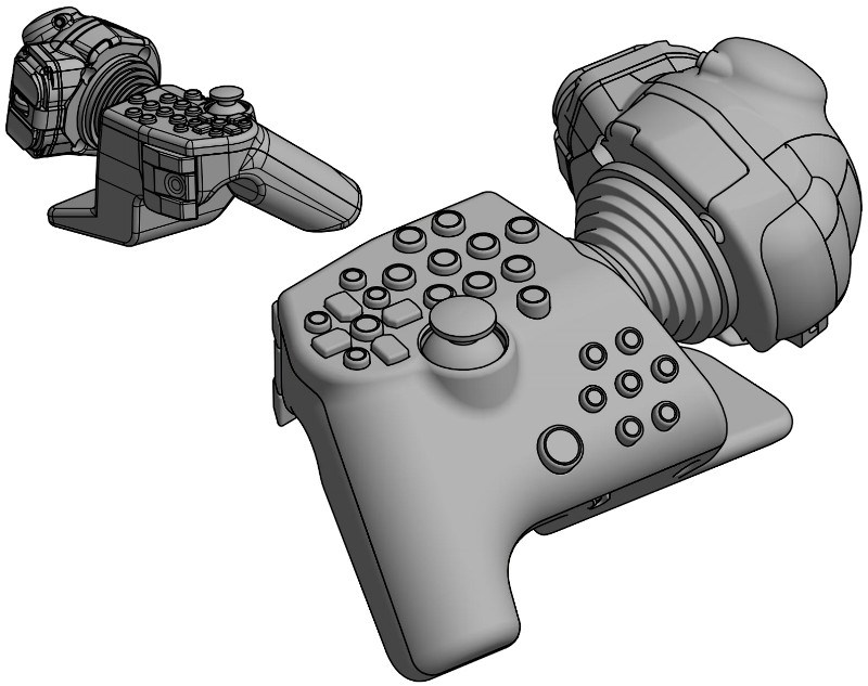 Strange Russian Controller Could Be The Future Of Gaming r handle pad