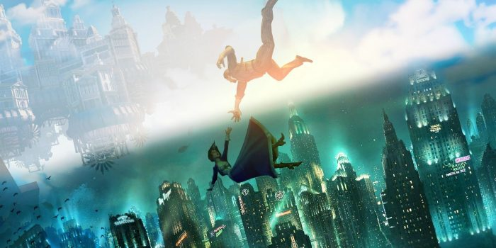 Check Out BioShock: Infinite Remastered In New Footage remaster 700x350