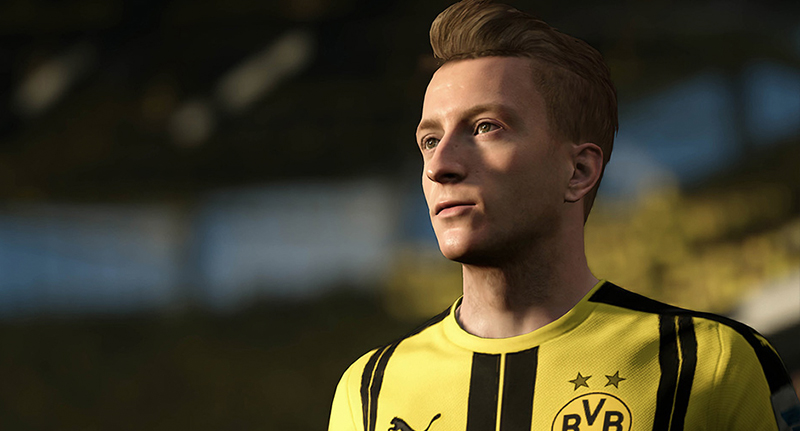 FIFA 17 Top Ten Player Rankings Revealed reusfacebook