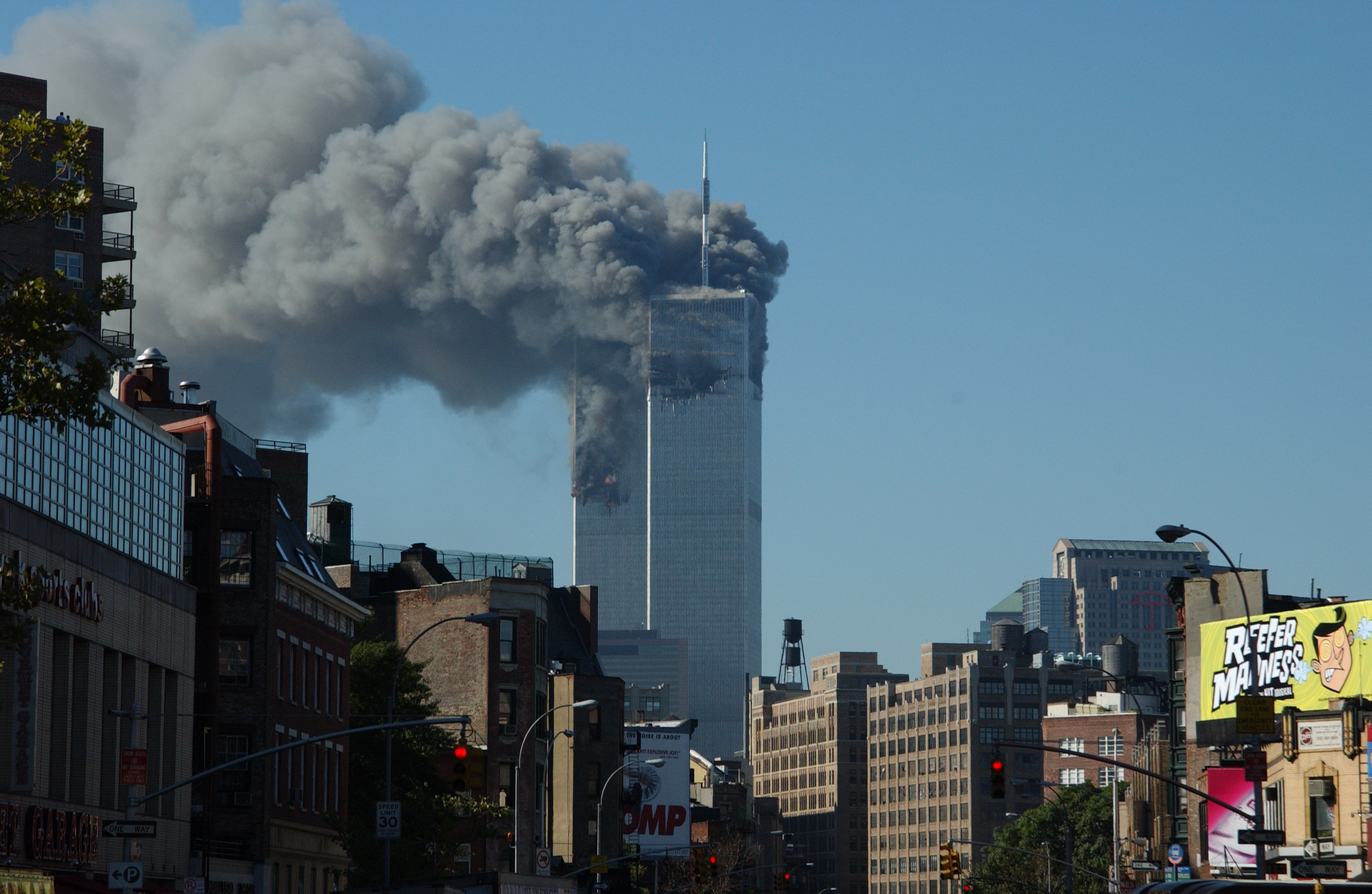 Attacks World Trade Center