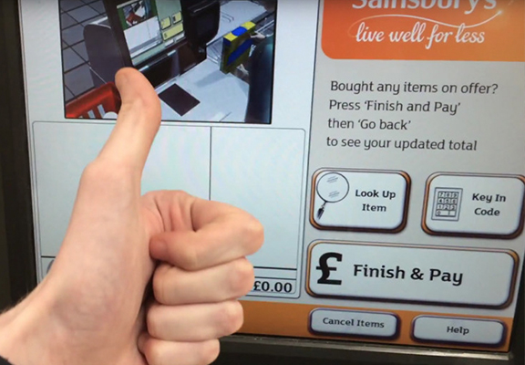 You Can Silence Self-Service Checkout's Irritating 'Unexpected Item' Message