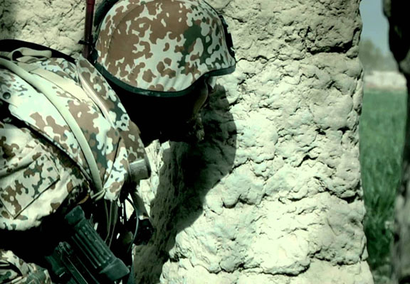 Viral Footage Shows Soldiers Taking Down Taliban Extremists