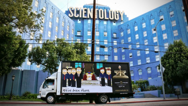 South Park Is Brilliantly Trolling Donald Trump And Scientology sp1