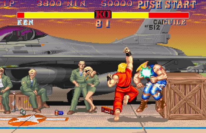 Eight Classic Games That Have Aged Brilliantly street fighter 2 collectibles 02