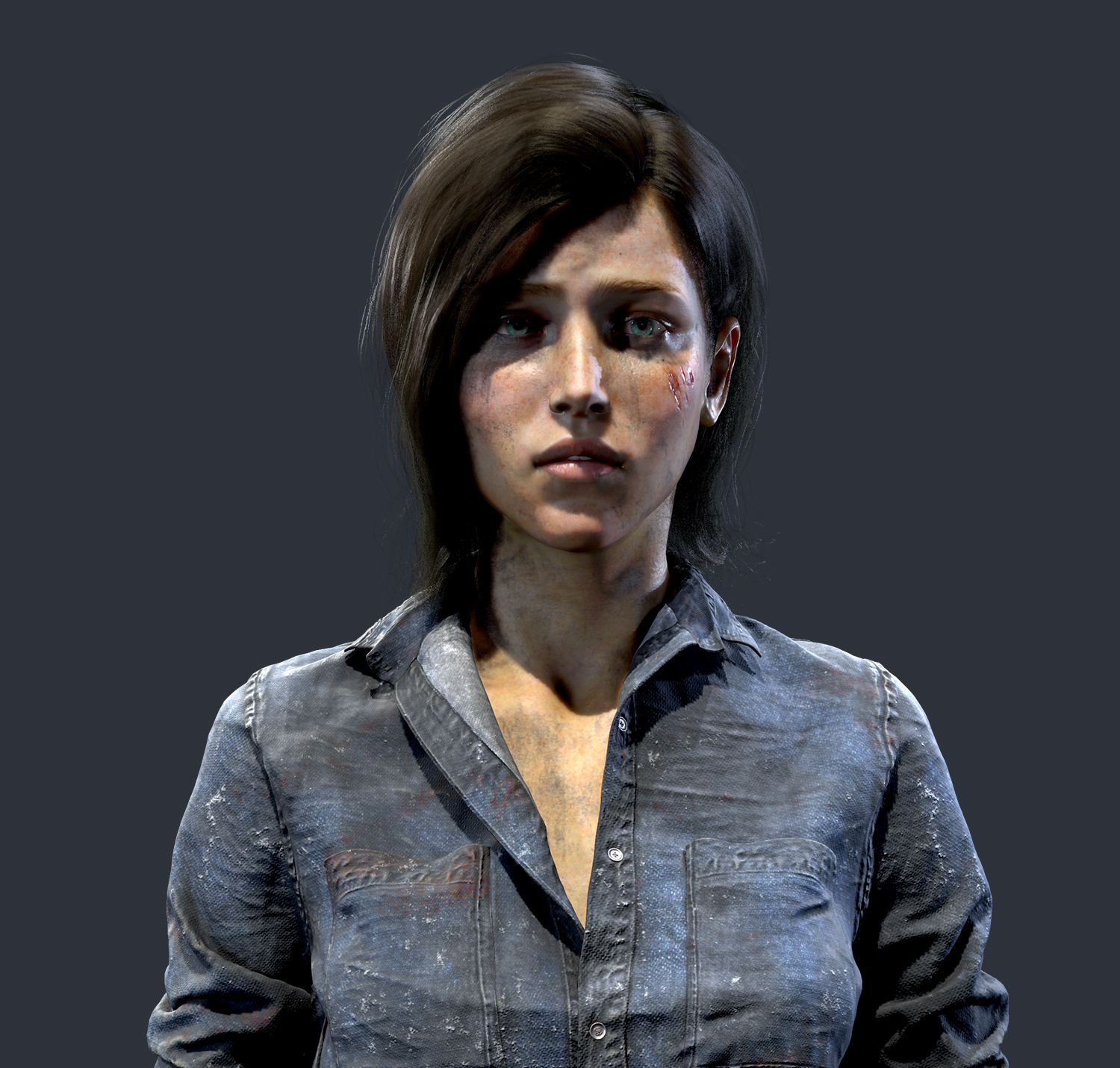 This Is What Ellie From The Last Of Us Looks Like Grown Up uAZqAig