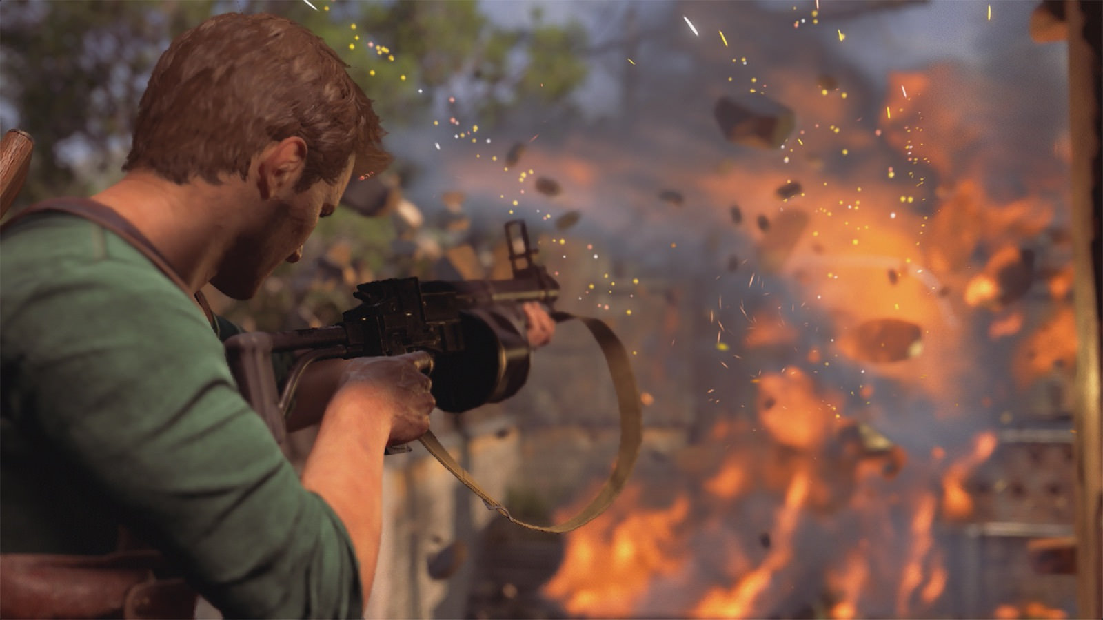 Uncharted 4 Massive Free Update Out Now, Heres Whats In it uncharted 4 multiplayer 6