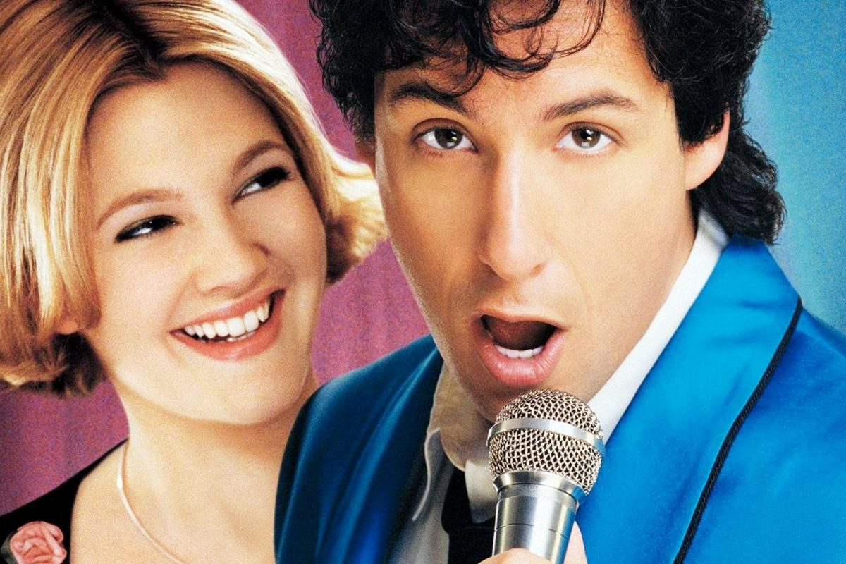 When Exactly Did Adam Sandler Give Up On Making Funny Films? wedding singer 1200x800