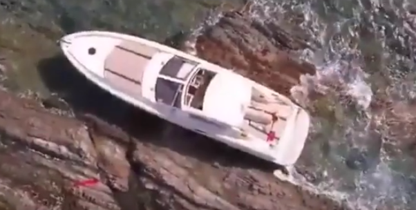Teenagers Wreck Millionaire Daddys Luxury Yacht yacht