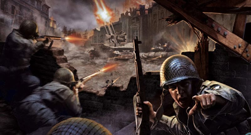How Call Of Duty Was Created In Part To P*ss Off EA 13815UNILAD imageoptim codfacebook
