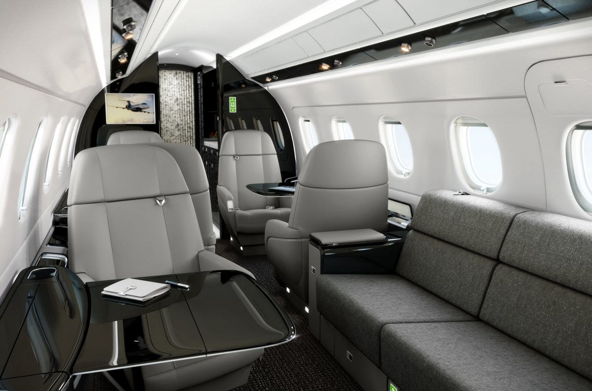 Jackie Chan Has An Absolutely Amazing New Private Jet 1665UNILAD imageoptim in addition the legacy 500 features a bathroom in the back and is one of the only planes in its class to feature a wet galley