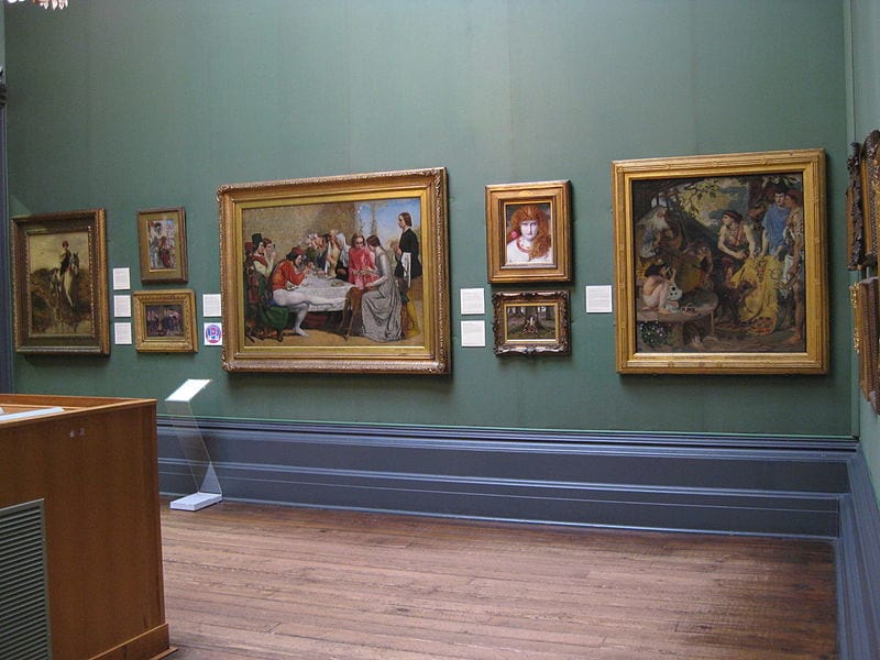 This Is How Easy It Is To Trick Experts And Make Millions From Fake Art 16870UNILAD imageoptim 800px Walker Art Gallery 1288 wikimedia Chemical Engineer