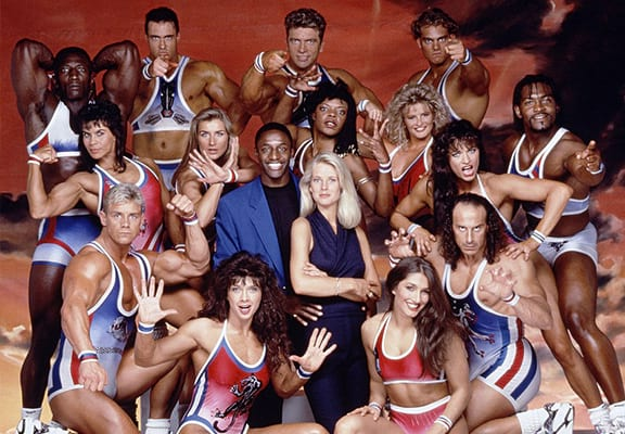 This Is What The Original Stars Of Gladiators Are Doing Now