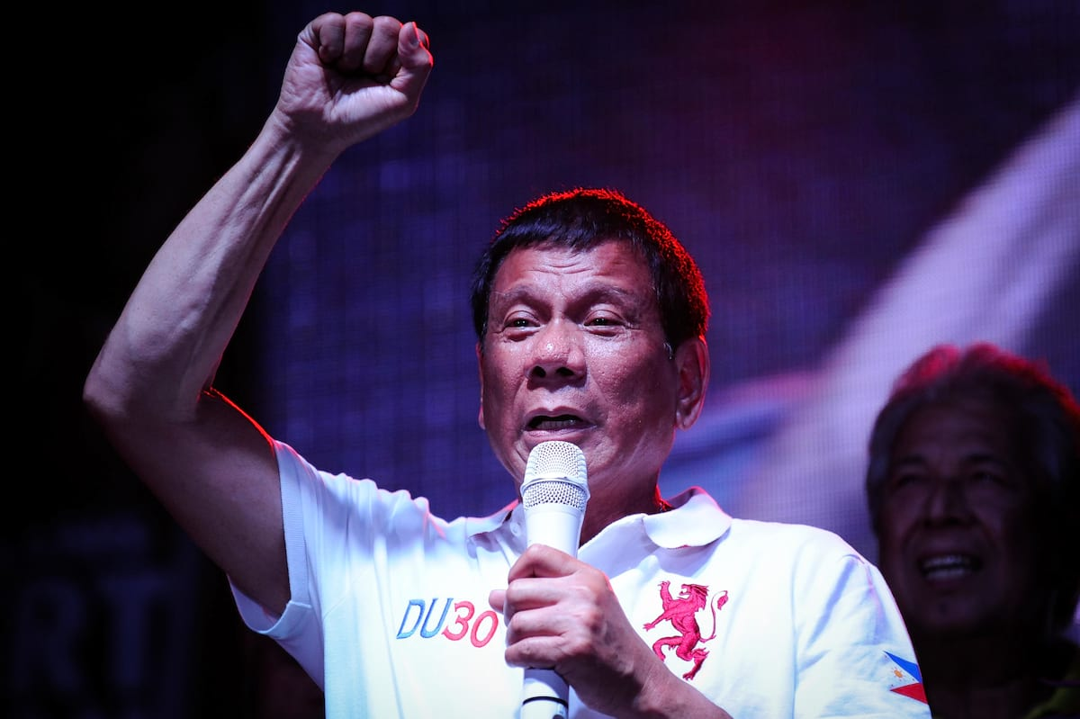 President Of The Phillipines Reveals Why Hes Waged A Bloody War On Drugs 1766UNILAD imageoptim GettyImages 526855908