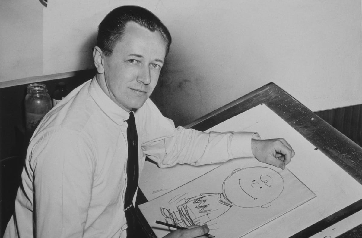 Heres What The Richest Dead Celebrities Are Earning 18286UNILAD imageoptim Charles Schulz NYWTS