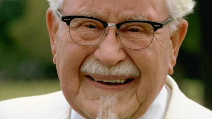 Colonel Sanders Just Had A Creepy New Hot Makeover %name