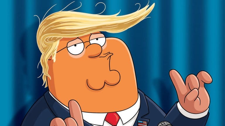 Family Guy Mocks Donald Trumps Locker Room Talk In Hilarious Voiceover 2032UNILAD imageoptim family guy trump emmy campaign 0
