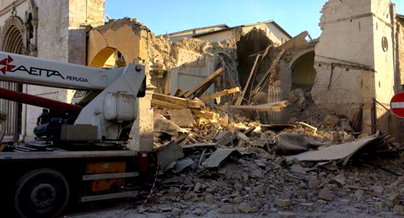 Powerful Earthquake Hits Central Italy Toppling Numerous Buildings 20417UNILAD imageoptim red s